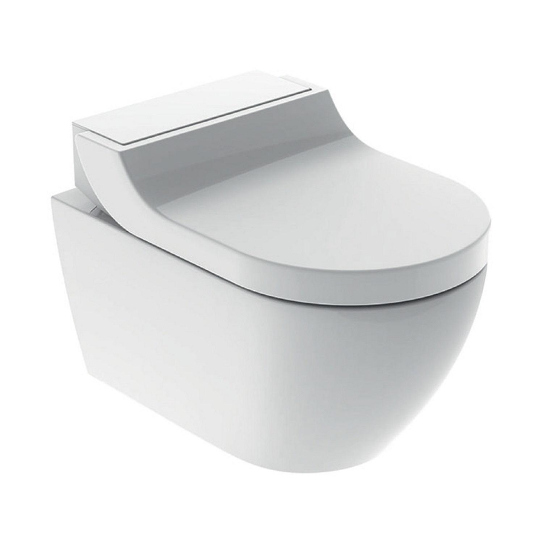 Douche WC Geberit AquaClean Tuma Comfort Compleet Rimfree Wit voordeel