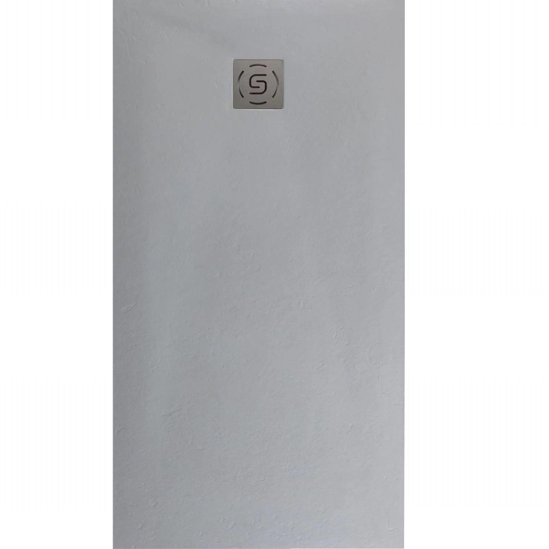 Douche 66500 Douchebak Slab Standaard Stone (In meerdere maten en kleuren beschikbaar)