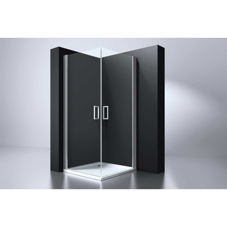 Douchecabine Best Design Erico Vierkant met Twee Deuren 90x90x192 cm 6mm Veiligheidsglas