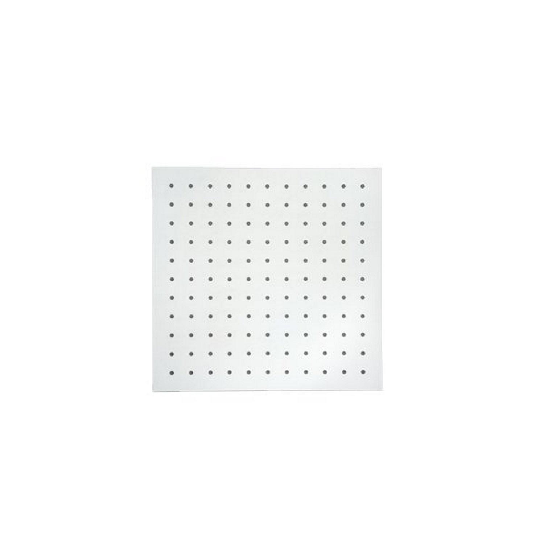 Losse Douchekop voor Regendouche Sanilux Vierkant 30 cm Grijs Sanilux Gratis bezorgd