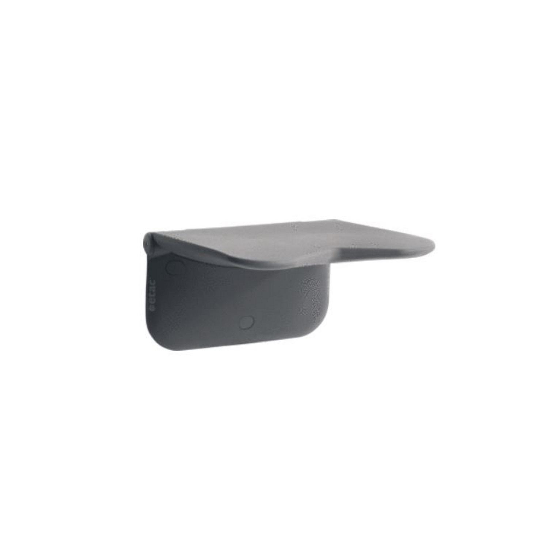 Douchezitting Etac Relax 39x45 cm voor Muurbevestiging Kunststof Grijs