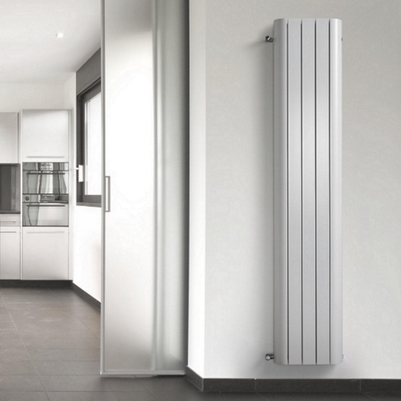 Handdoekradiator Alu Smooth Wit 180cm Hoog (In 7 Verschillende Maten ...