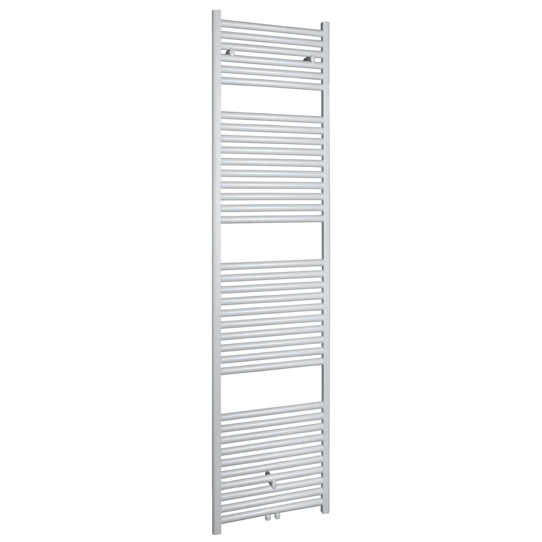 Badkamer radiator > Designradiator > Designradiator kopen? Elara sierradiator wit 1817×450 m/o aansl. het voordeligst hier