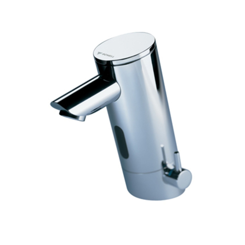 Schell Puris wastafelkraan infrarood chroom 012010699