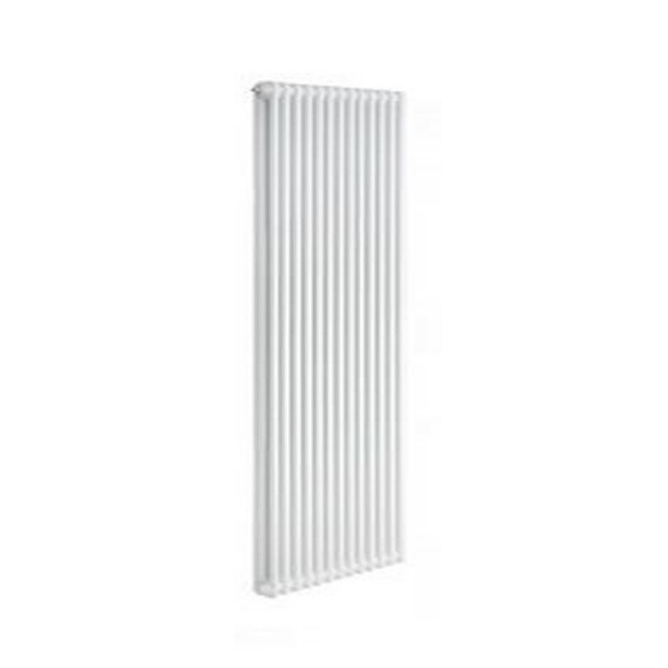 Plieger Florence designradiator verticaal 1800x600mm 1677W wit