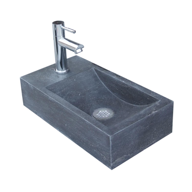 Sanitair-producten > Wastafels > Fontein toilet > Natuursteen Fontein