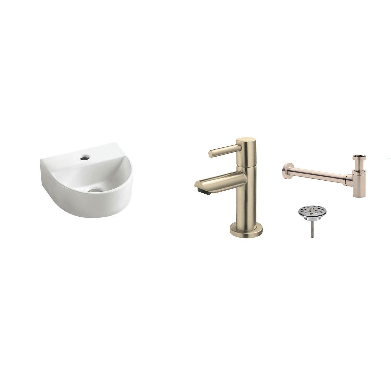 Wastafels/Fontein toilet/Fonteinset vergelijken