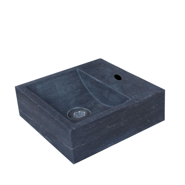Natuursteen Fontein Squar 30x30x10cm