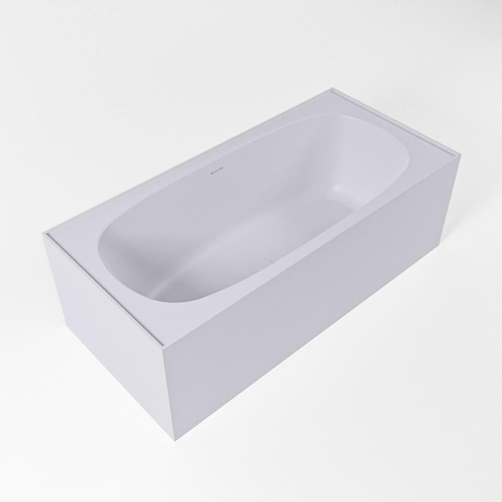 FREEZE vrijstaand bad 180x85cm kleur Cale / Cale