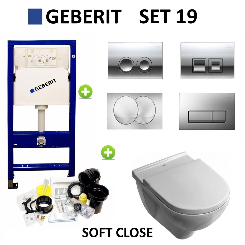 Sanitair-producten > Toilet > Toiletset