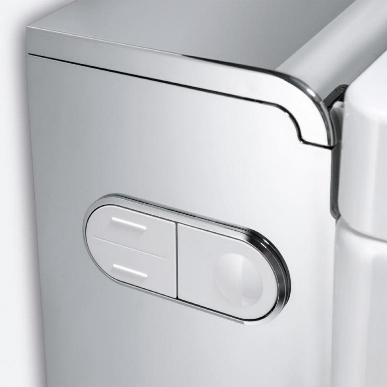 geberit aquaclean mera comfort wandcloset douche wc chroom 146210211. Black Bedroom Furniture Sets. Home Design Ideas