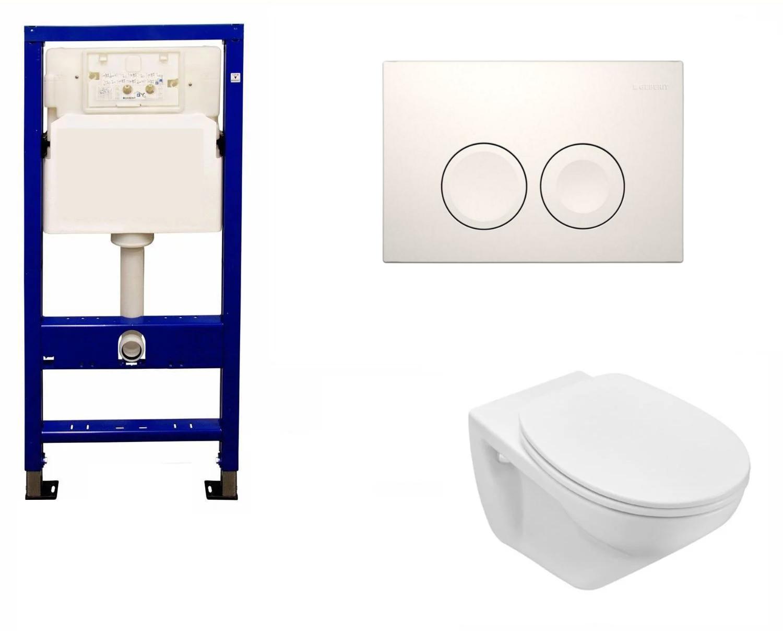 Geberit Hangend Toilet : Geberit up toiletset set design met delta drukplaten
