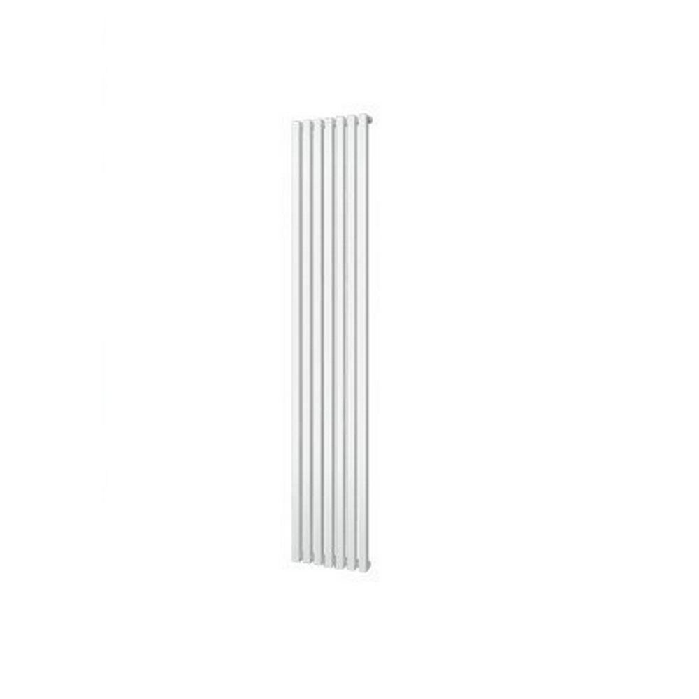 Designradiator Plieger Siena Enkele Variant 766 Watt Middenaansluiting 180×31,8 cm Wit