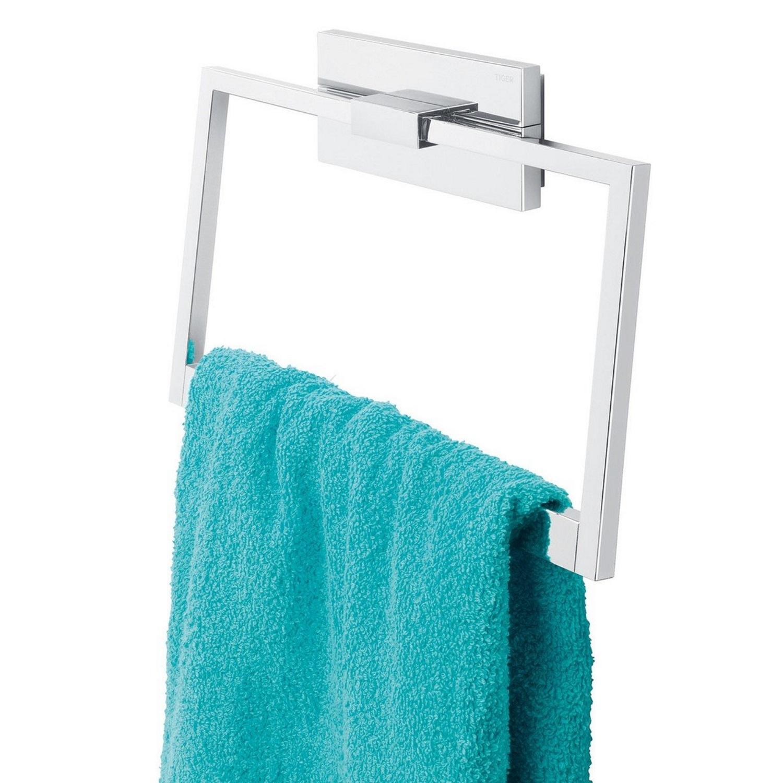 Tiger Safira handdoekring, chroom