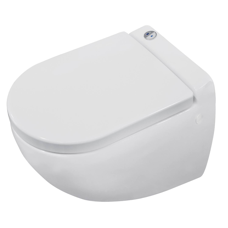 Hang WC Van Marcke met Vermaler Wit voordeel