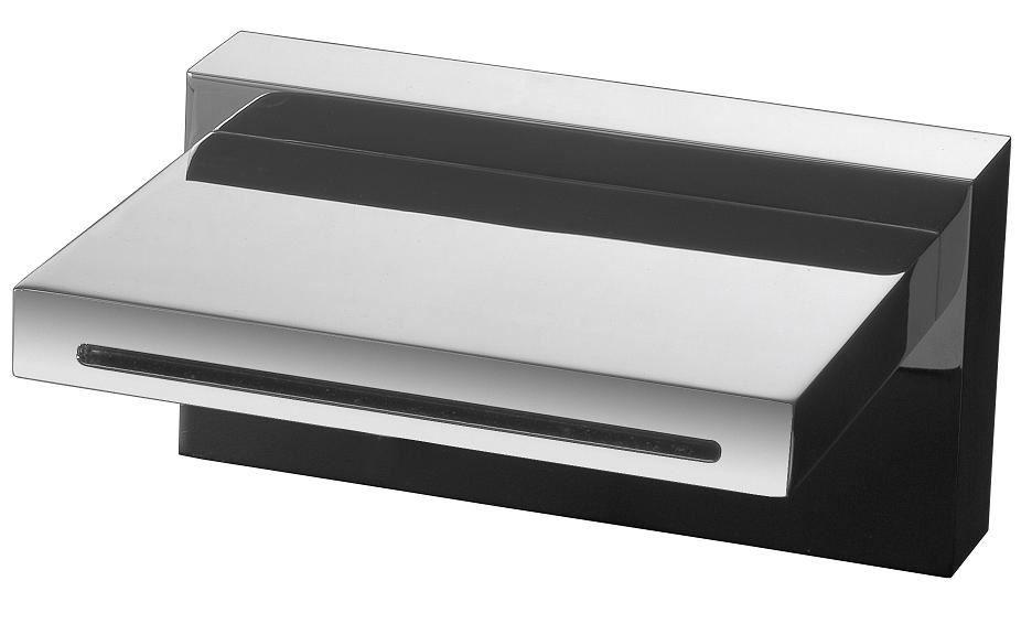 Huber Ego Baduitloop voor badrandmontage 6507CR vergelijken Badkraan kopen Huber ervaringen