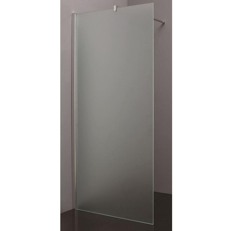 inloopdouche sanitop white melkglas 135x200cm 10mm tegeldepot