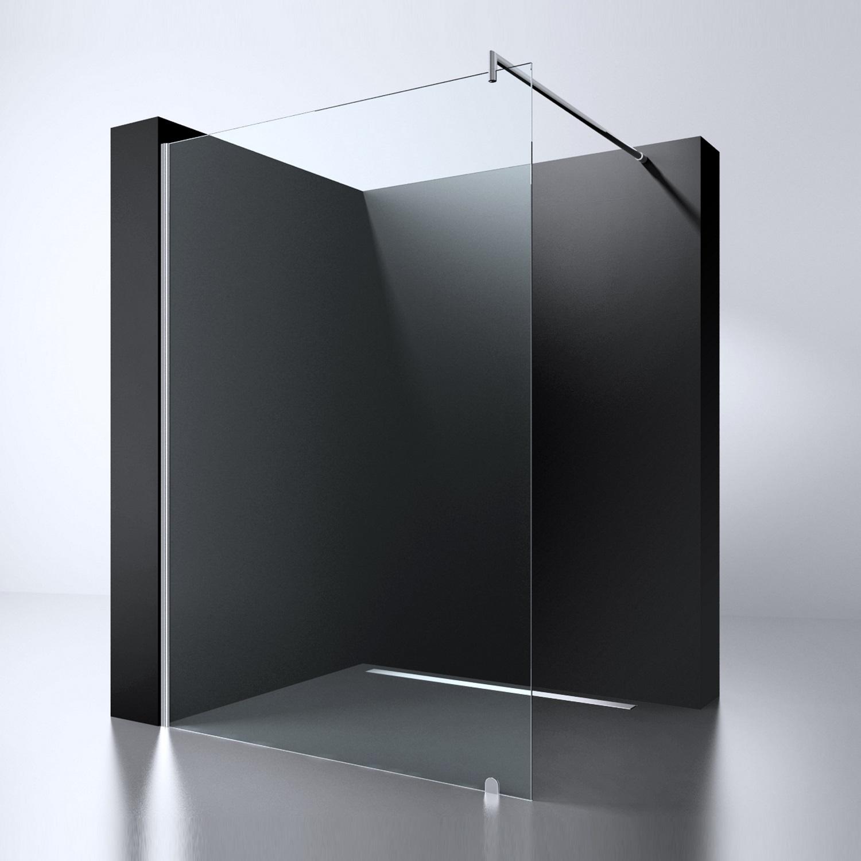 Best Design Erico douchewand 110x200cm ANTI-KALK