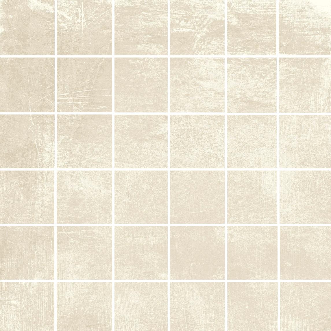 Mozaiek Loft White 5x5