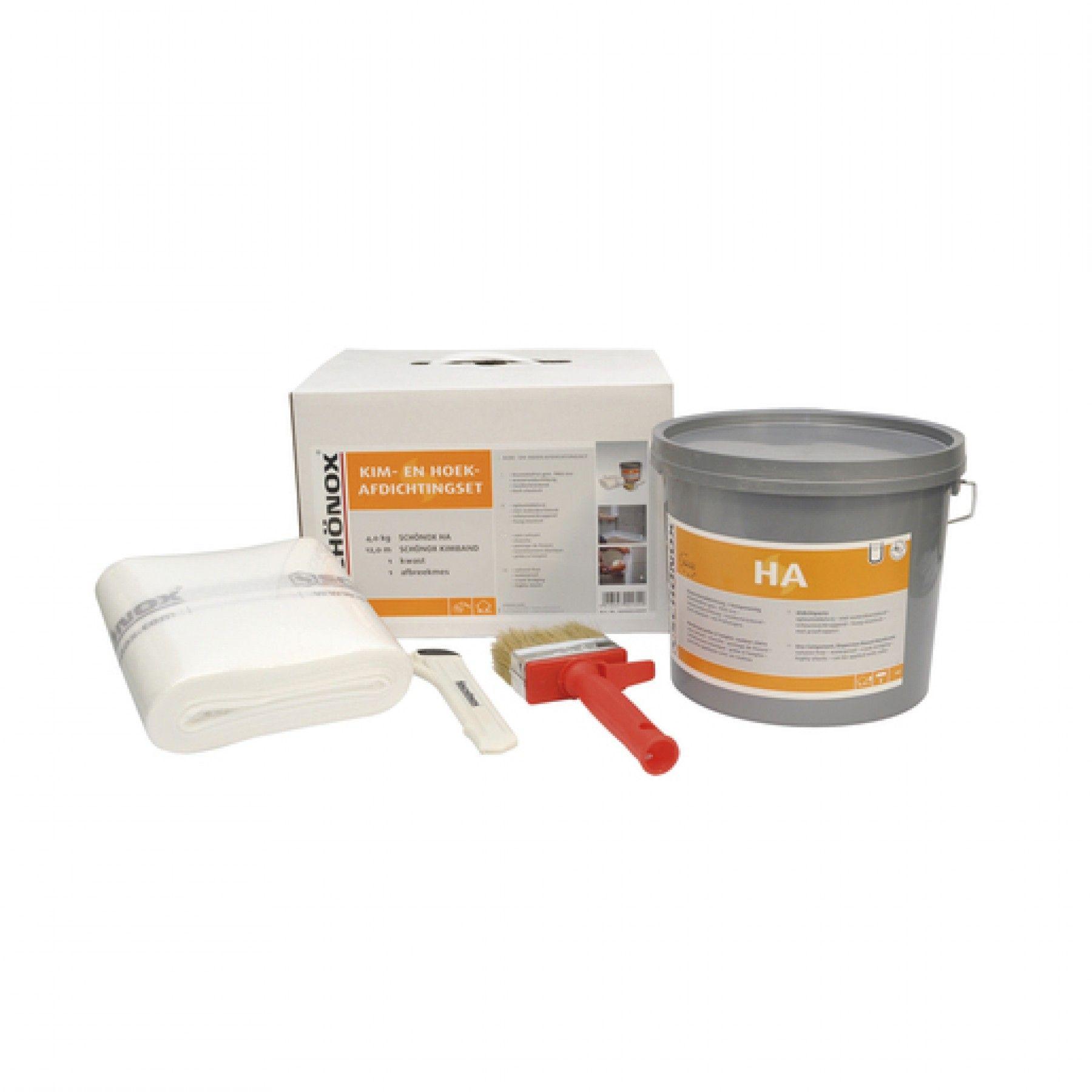 Sanitair-producten 49806 nieuw Schonox Best Basic Afdichting SET