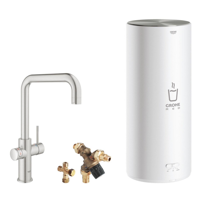 Kranen/Keukenkraan/Kokend water kraan