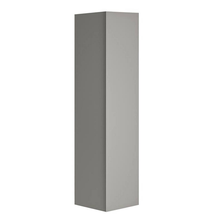 Kolomkast Allibert Nordik Ultra Mat grijs