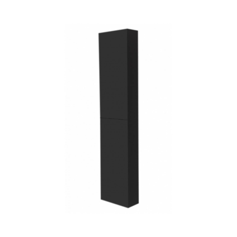 Kolomkast Best Design Links en Rechts 35x180 cm Mat Zwart