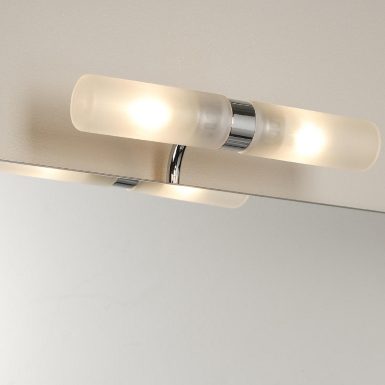 Led Spiegellamp Allibert Varna 10cm 2,5W 4100K Glanzend Chroom