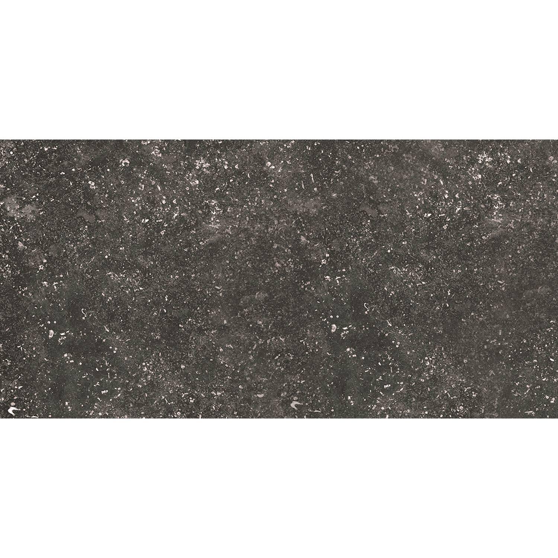 Badkamer Vloertegel Mykonos Liege Black 60×120 cm (doosinhoud 1.44m2) Aktie & Partij Tegels