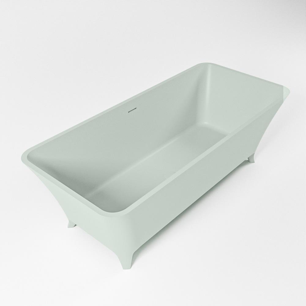 LUNDY vrijstaand bad 170x75cm kleur Greey / Greey
