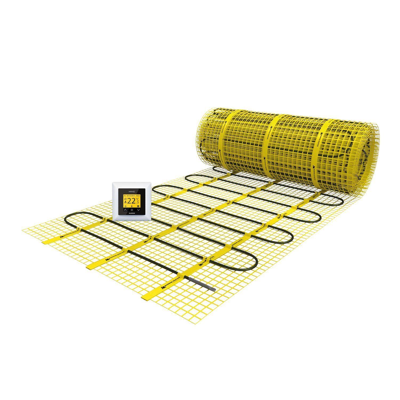 Badkamer radiator > Elektrische Vloerverwarming > Elektrische Vloerverwarming