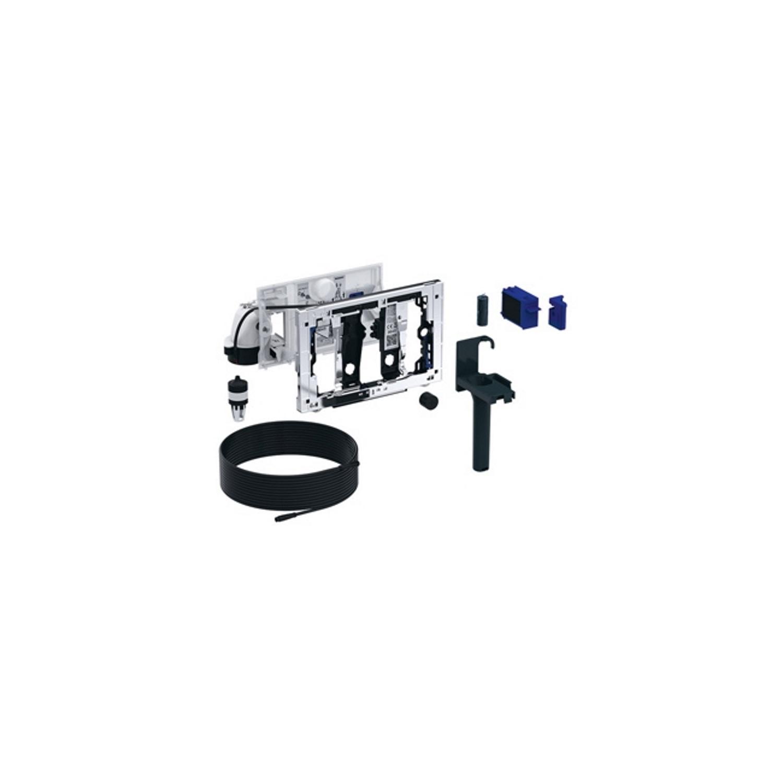 Module Geurzuivering Geberit Duofresh Met Toiletstickhouder Oriëntatielicht Automatische Activering