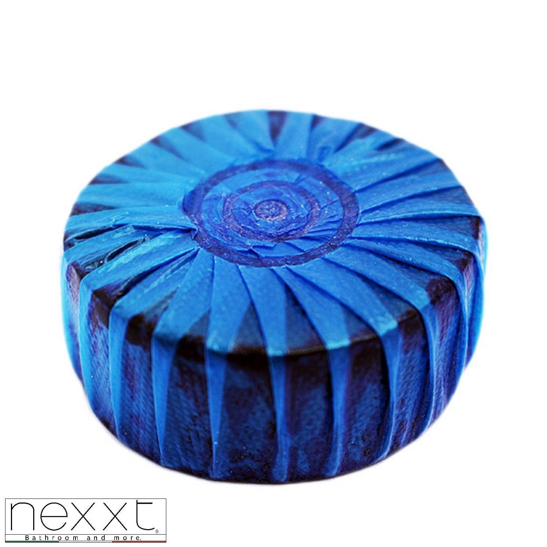 toiletblokjes nexxt pure blauw 12 stuks goedkoopste van nl