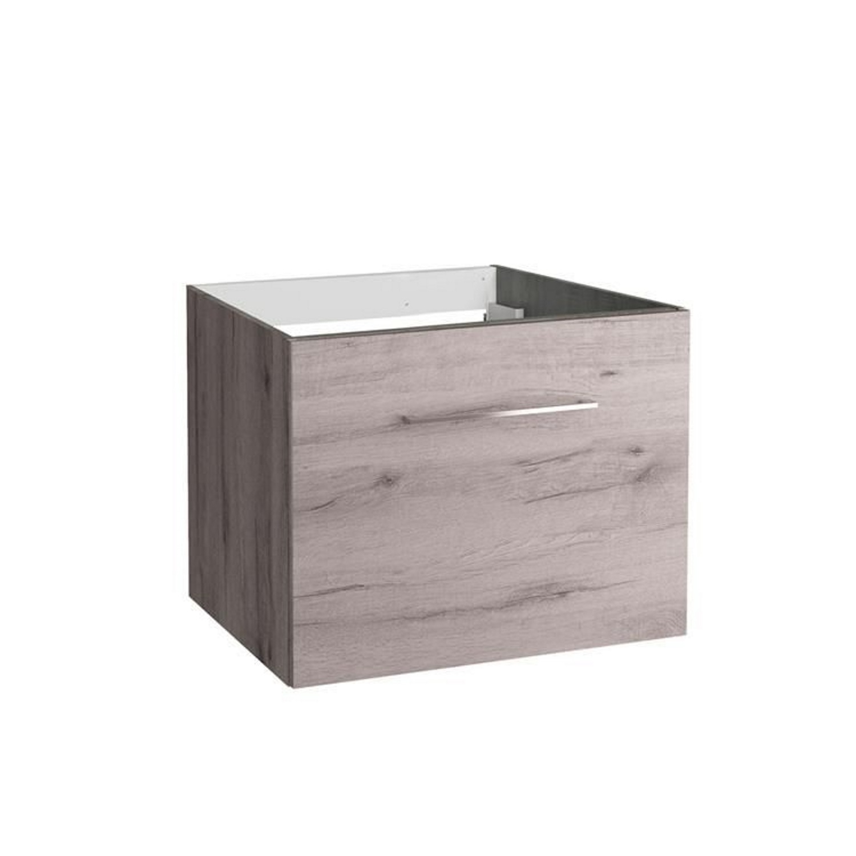 Onderkast Allibert Verone 60x46x47,2 cm Gelakt MDF Vintage Eiken (wastafel optioneel) Badkamermeubels > Wastafelmeubels > Wastafelonderkast snel en voordelig in huis