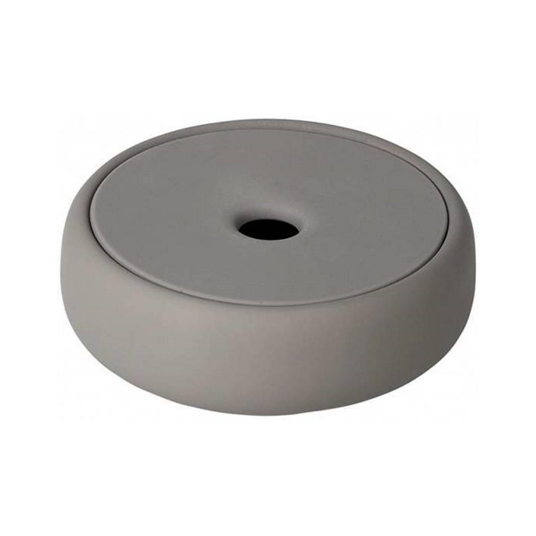 Opbergboxje-Zeepschaaltje Blomus Sono 175 ml Taupe