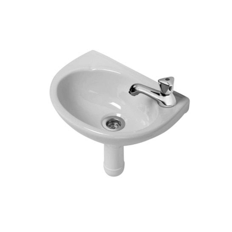 Productafbeelding van Plieger Basic fonteinset compleet 36cm wit 4970105