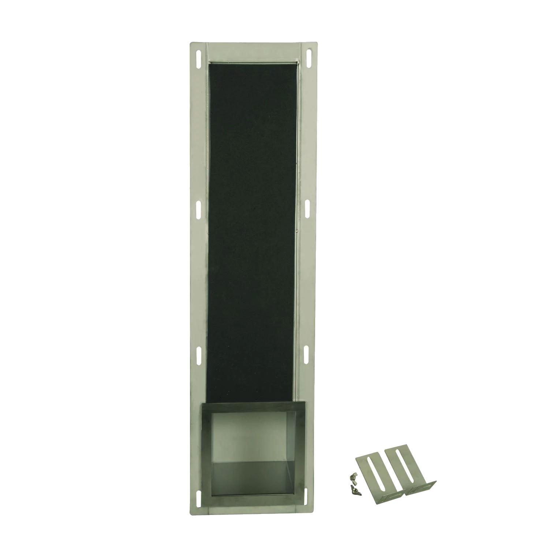 Toiletrolhouder SP Inbouw Reserve 140x660x120