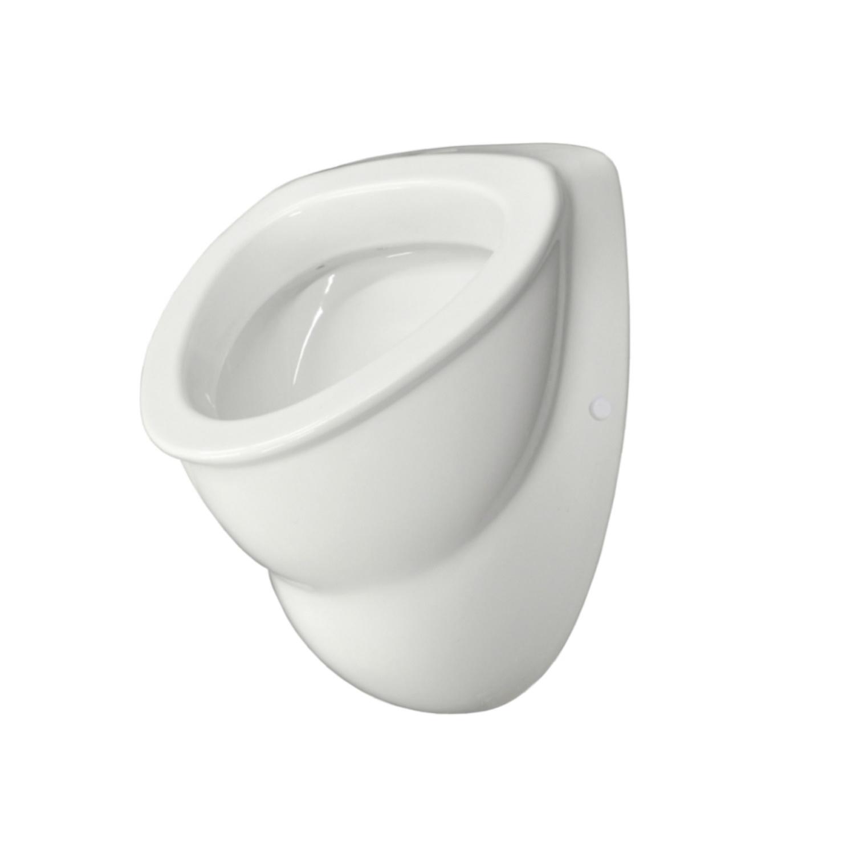 Productafbeelding van Sanicare Saniwell Urinoir Met Sifon (Boveninlaat / Achterafvoer) Wit
