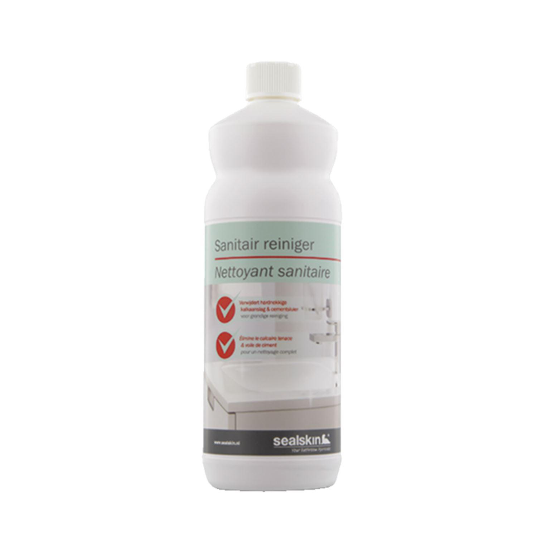Sanitair Reiniger Sealskin voordeel