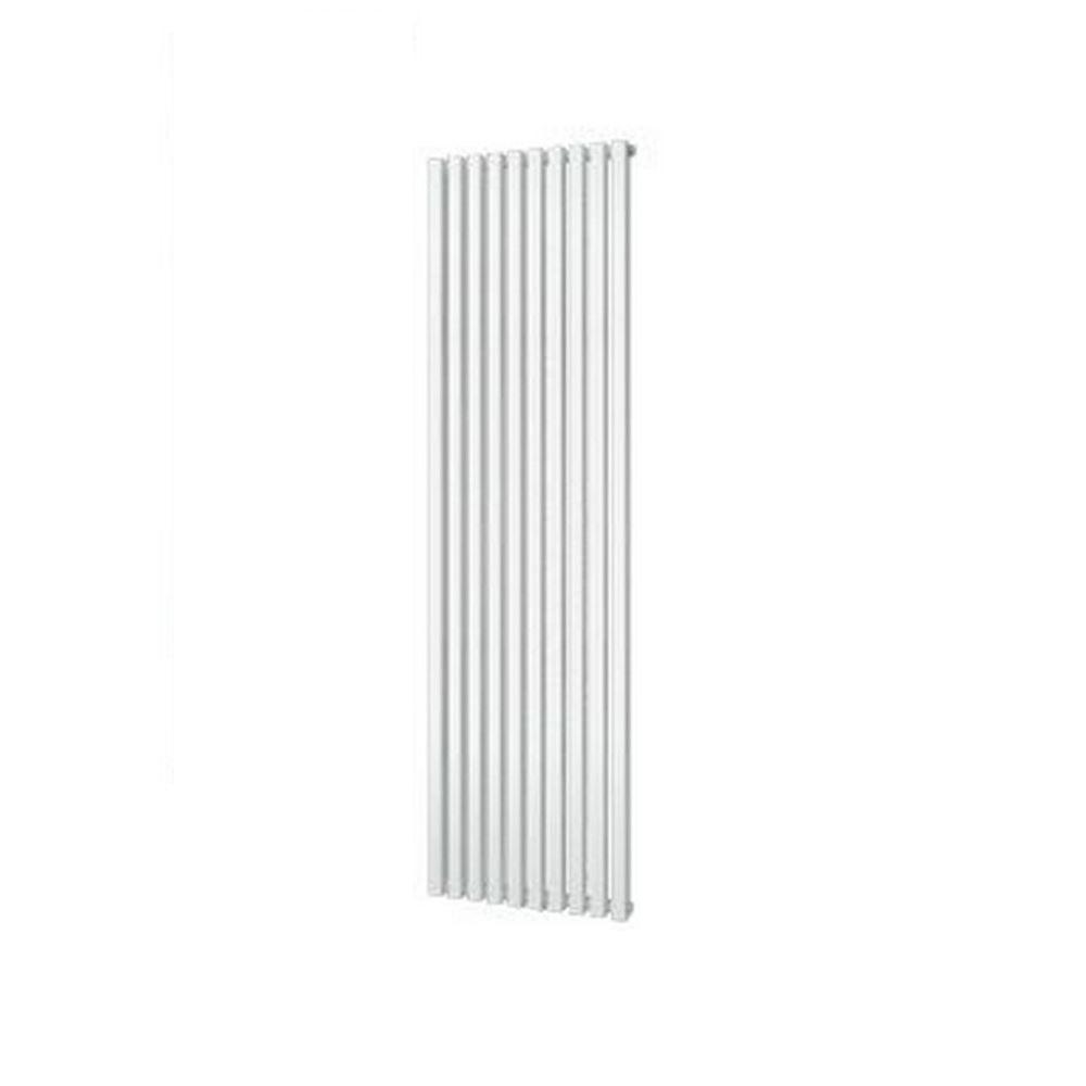 Designradiator Plieger Siena Enkele Variant 1094 Watt Middenaansluiting 180×46,2 cm Wit