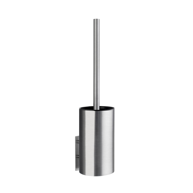 Smedbo Toiletborstel 10.3x38 cm Geborsteld Edelstaal Chroom