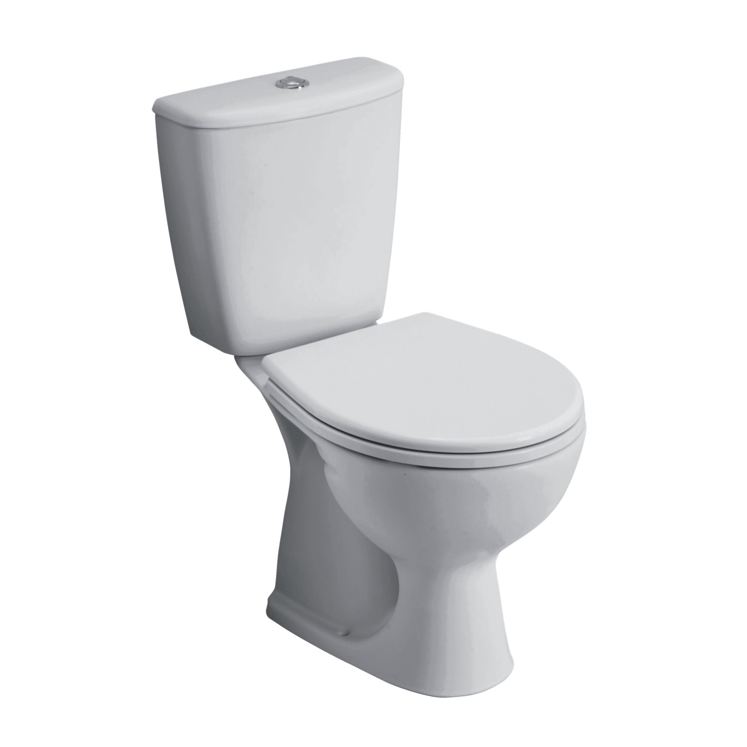 SPHINX WC-Pack Carice compleet wit 3/6 ltr AO - 20,5 cm