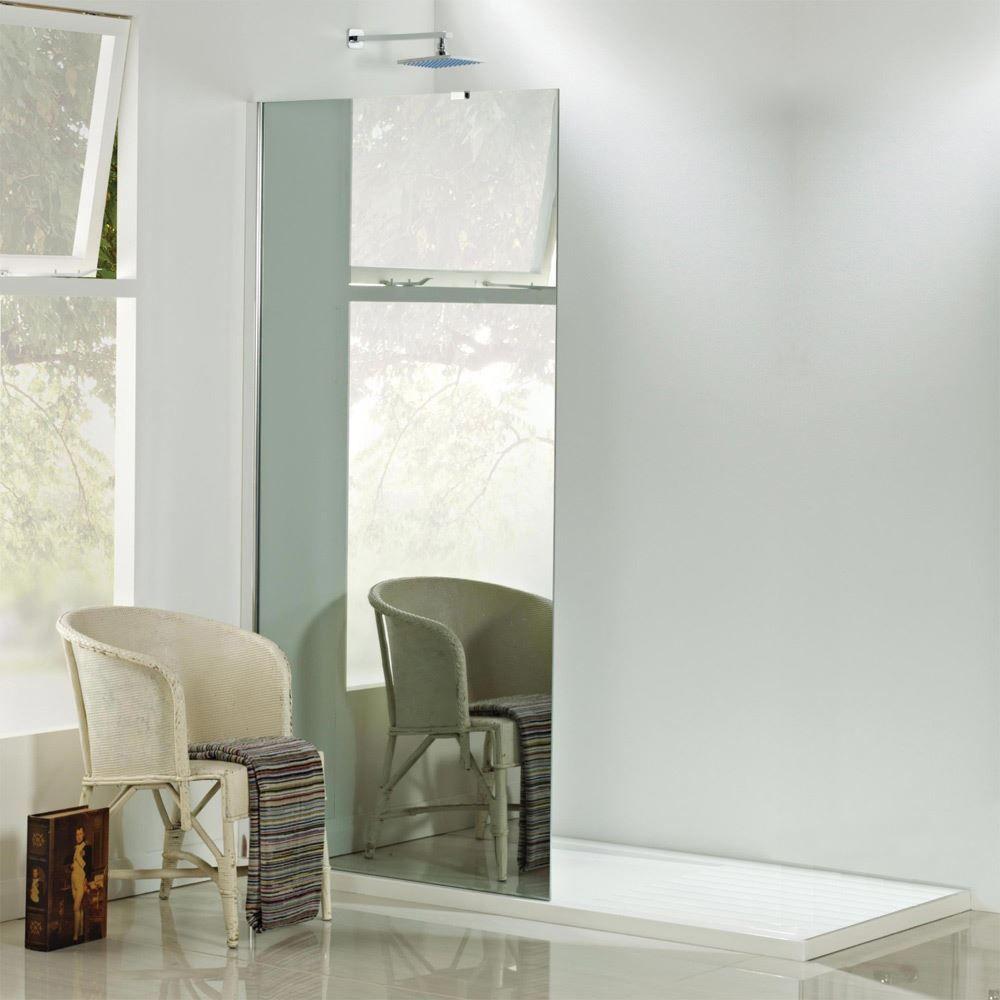 Sanitair-producten > Douche > Douchewand > Inloopdouche > Design inloopdouche