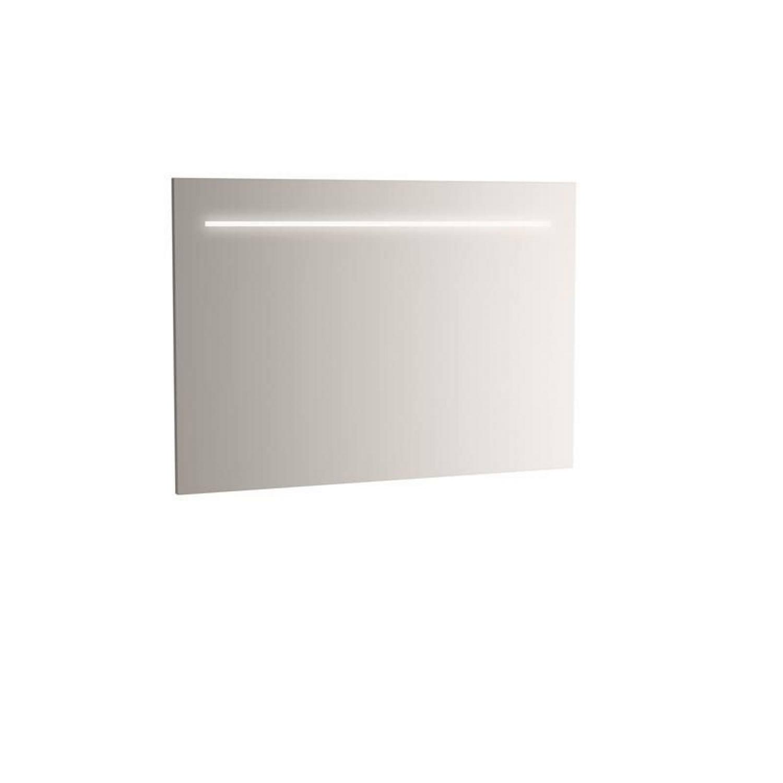 Spiegel Allibert Deli met LED Verlichting 100x70x2,2 cm Aluminium