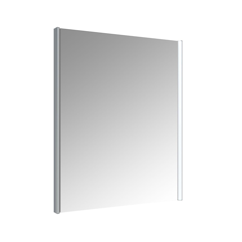 Spiegel Allibert Ikari Dubbele LED Verlichting Zijkanten 60x70cm Aluminium Profiel