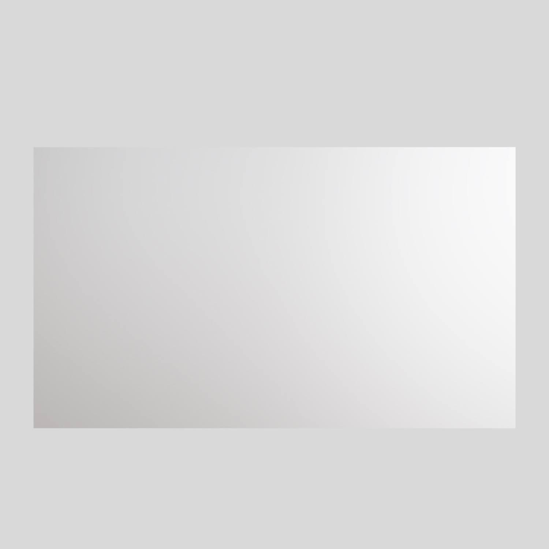 Badkamer Spiegel Boss & Wessing Cube 120×70 cm Rechthoekig met Licht achter de Spiegel Spiegels
