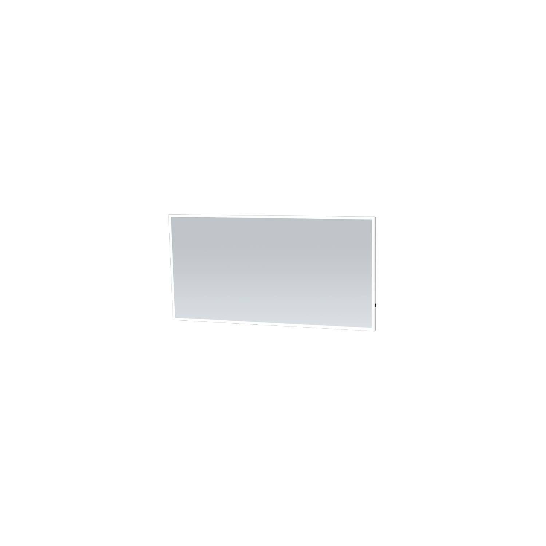 Badkamerspiegel met LED Verlichting Sanitop Edge 140x70x3 cm