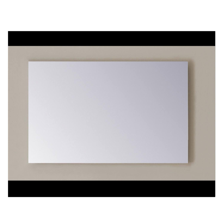 Spiegel Sanicare Q-mirrors Zonder Omlijsting 60 x 90 cm PP Geslepen