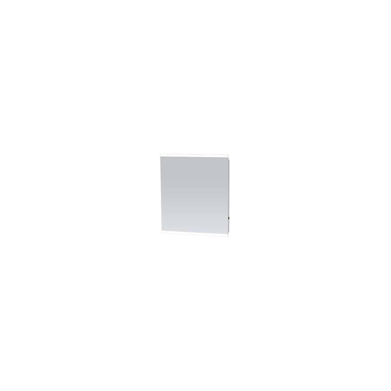 Badkamerspiegel met LED Verlichting Sanitop Twinlight 58x70x3 cm