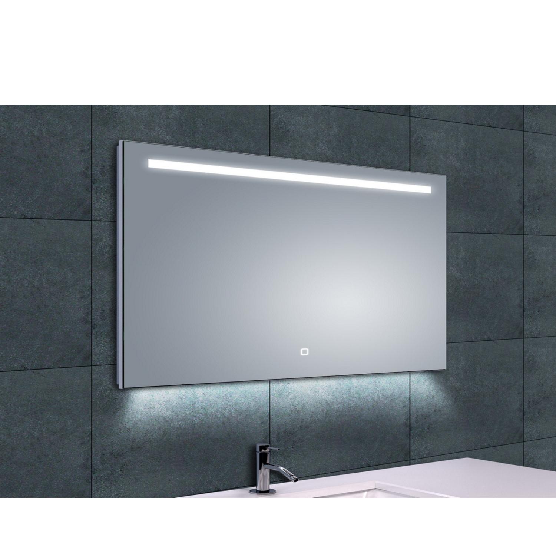 Mueller Ambi LED spiegel incl. spiegelverwarming 100x60cm